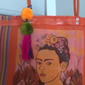 Handbags - Frida Kahlo market bag